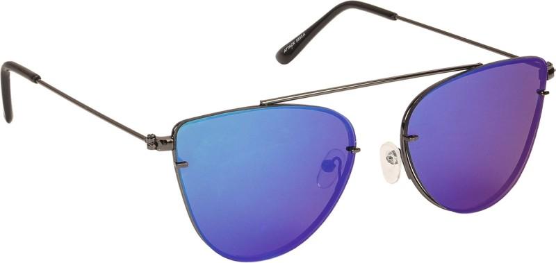 Danny Daze Cat-eye Sunglasses(Blue)