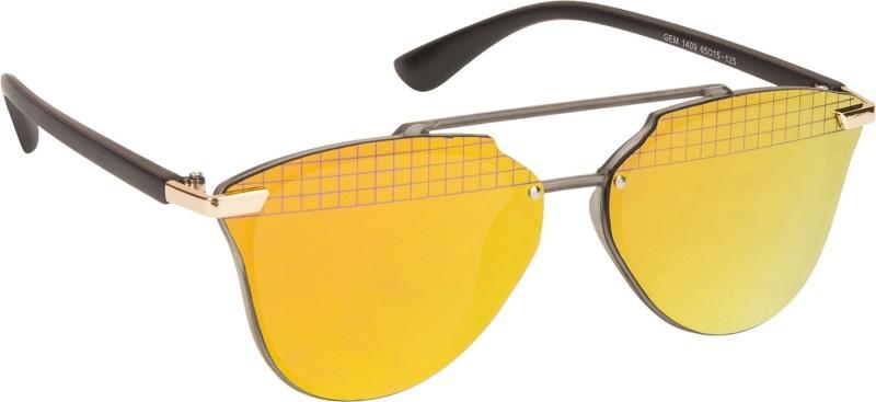 Danny Daze Cat-eye Sunglasses(Orange)