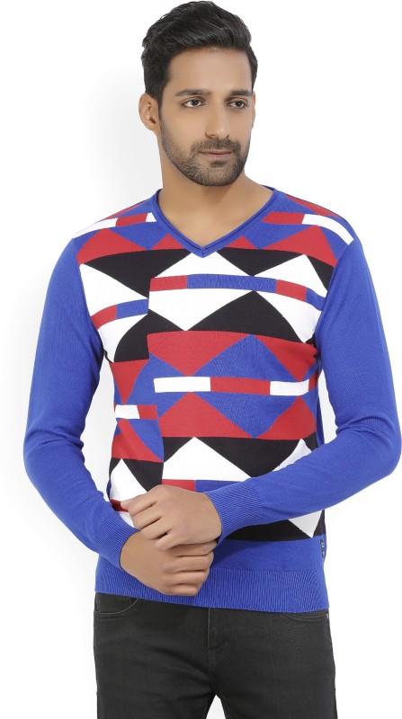 Fort Collins Full Sleeve Printed Mens Sweatshirt