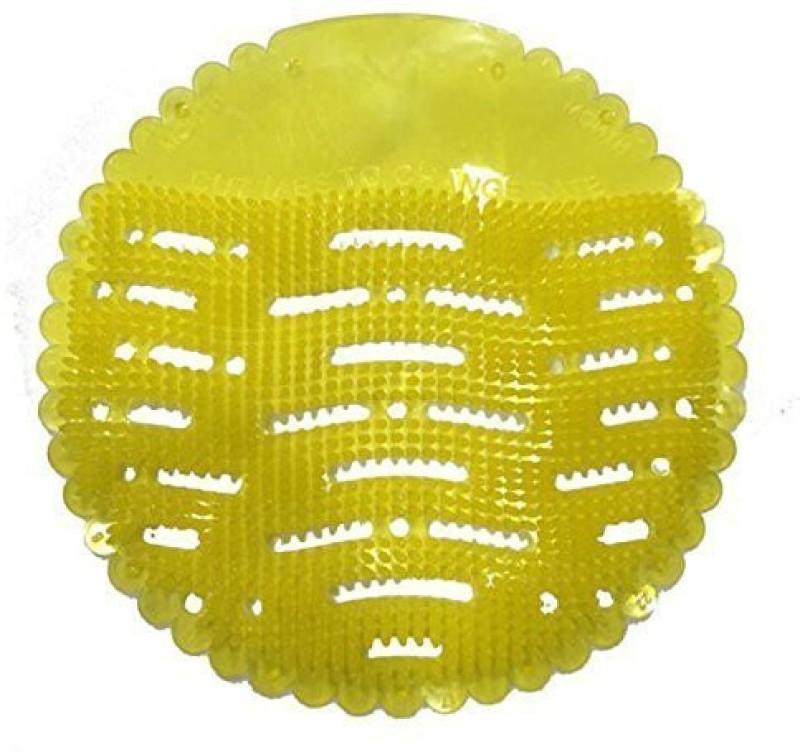 Eware Fragrances URINAL SCREEN MAT Screen 10 Pcs Lemon Rim Block(10 Wipes)