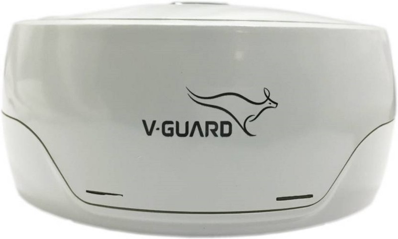 V-Guard VG 50 HIGH QUALITY Voltage stabilizer (OMSAIRAMTRADERS)(Grey)