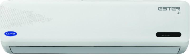 Carrier 2 Ton 3 Star BEE Rating 2018 Inverter AC - White(24K ESTER INVERTER- 3 Star/CAI24ES3B8F0, Copper Condenser)