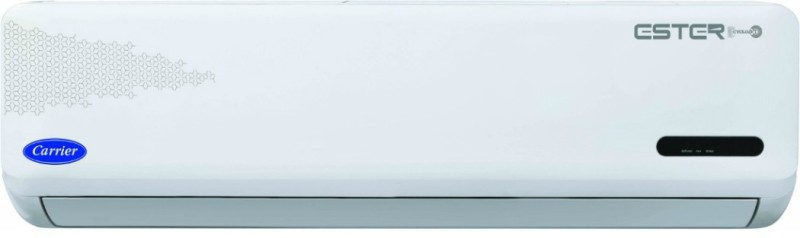 Carrier 1.5 Ton 2 Star BEE Rating 2018 Split AC - White(18K ESTER CYCLOJET- 2 STAR/CAS18ES2J8F0, Copper Condenser)