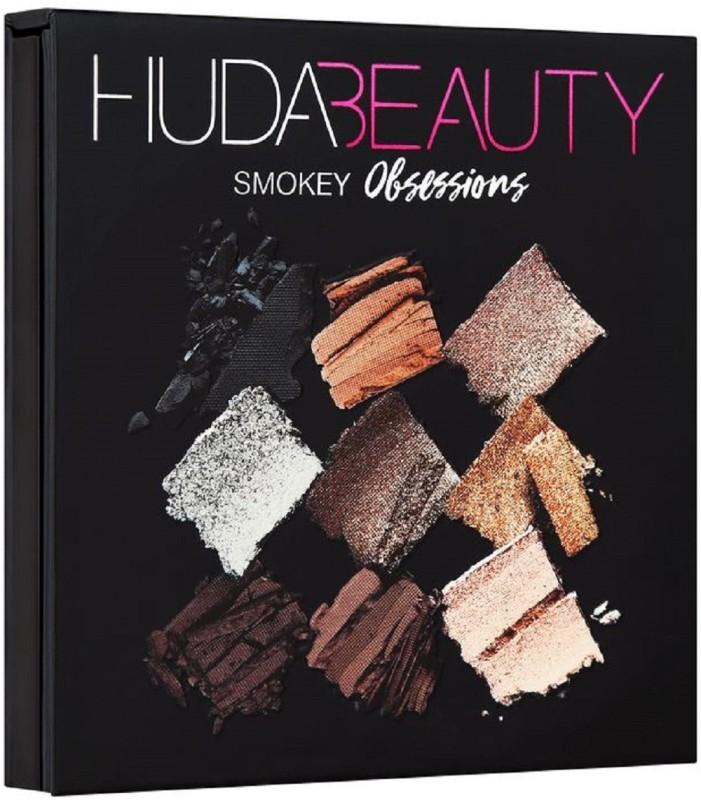 Huda Beauty Smokey_Eyeshadow 9 g(multicolor)
