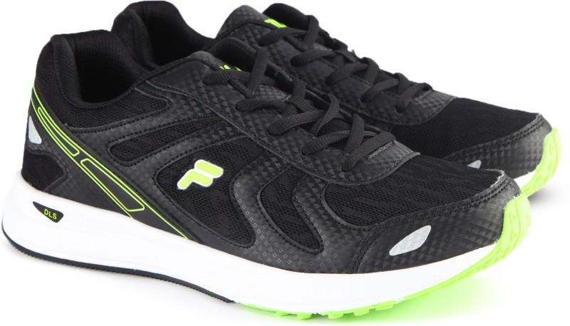 Fila BRANTLY Running Shoes For Men(Black)