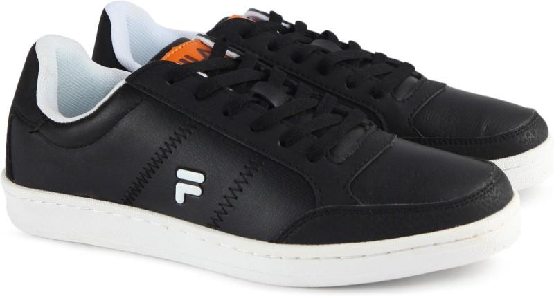 Fila VICTRO Canvas Shoes For Men(Black)