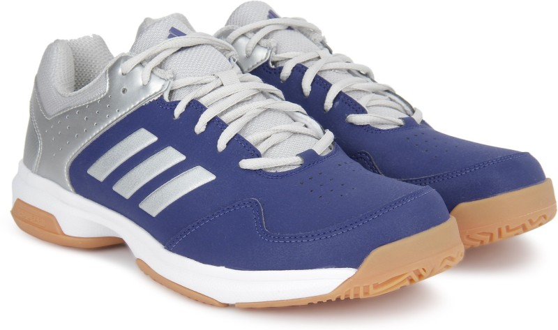 ADIDAS QUICK FORCE IND Badminton Shoes For Men(Blue)