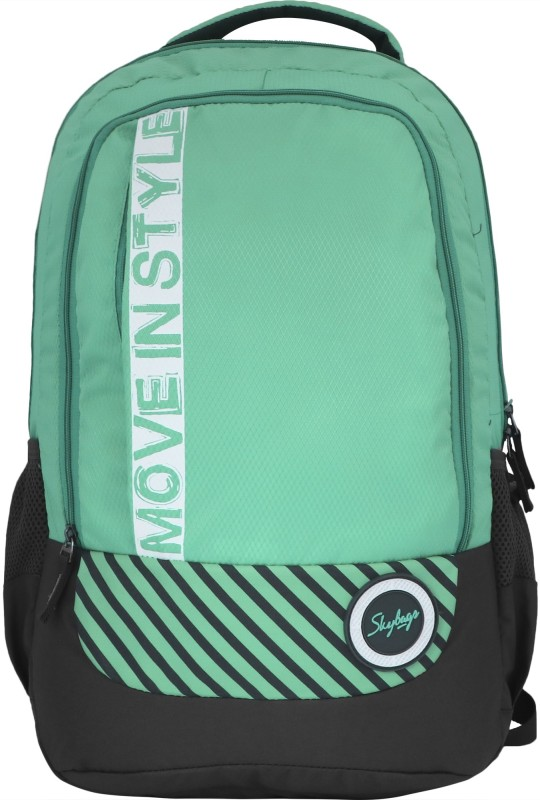 Skybags Luke 02 30 L Backpack(Green)