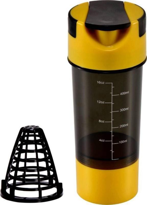 LOVEKING M5 500 ml Shaker(Pack of 1, Green)