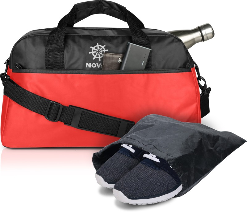 Novex Gear Gym Bag(Red)