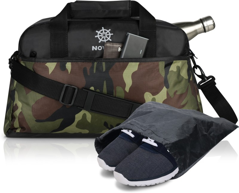 Novex Gear Gym Bag(Multicolor)