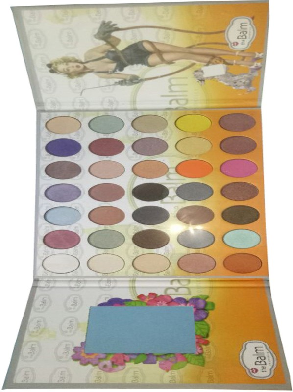 The Balm Ter Mika Eye Shadow Kit 12 ml(MultiColor)