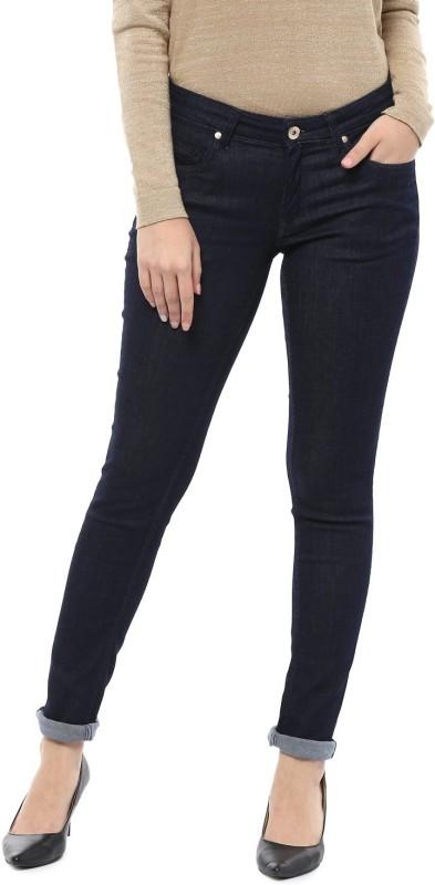 Allen Solly Women Blue Jeans