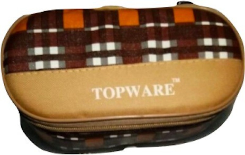 Topware Beanbrown 3 Containers Lunch Box(600 ml)