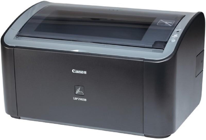 Canon LBP2900B Single Function Printer(Black)
