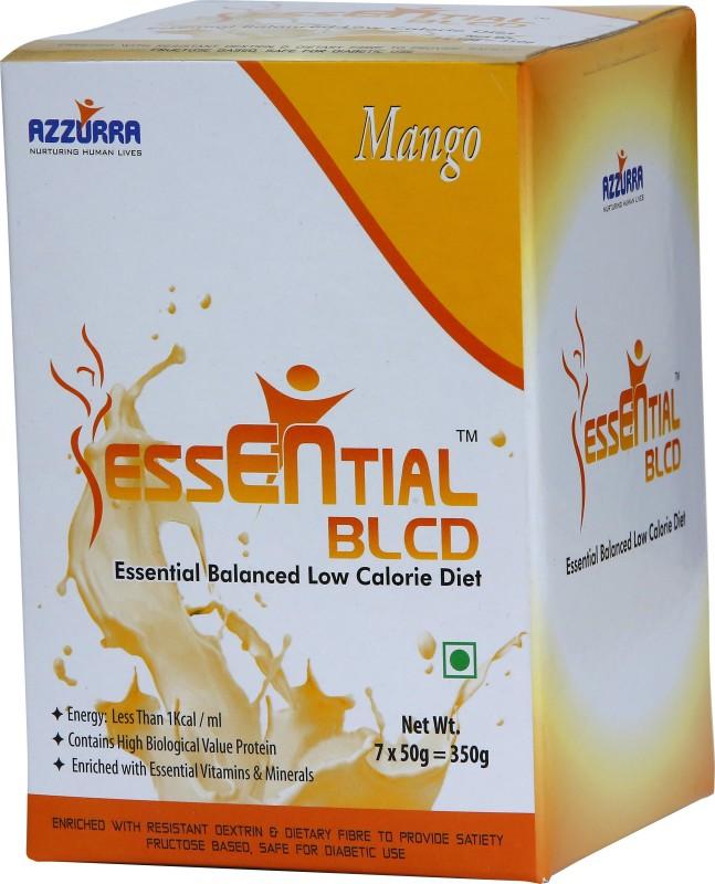 Azzurra Nurturing Human Lives Essential BLCD Whey Protein(350 g, Mango)