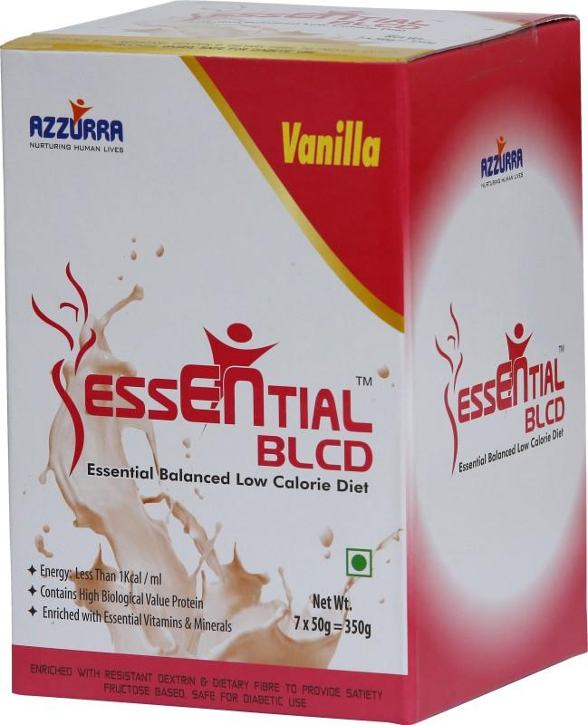 Azzurra Nurturing Human Lives Essential BLCD Whey Protein(350 g, Vanilla)