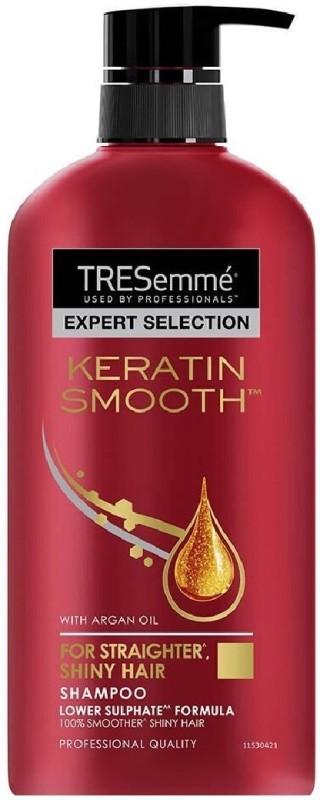 TRESemme Keratin Smooth Shampoo With Argan Oil 580ml(580 ml)