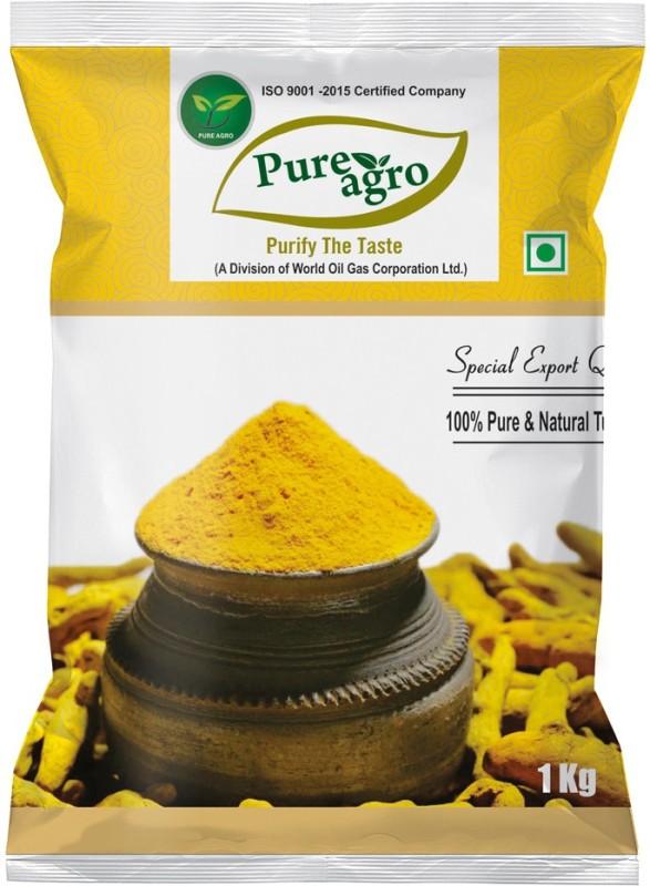 Pure Agro Turmeric(1 kg)