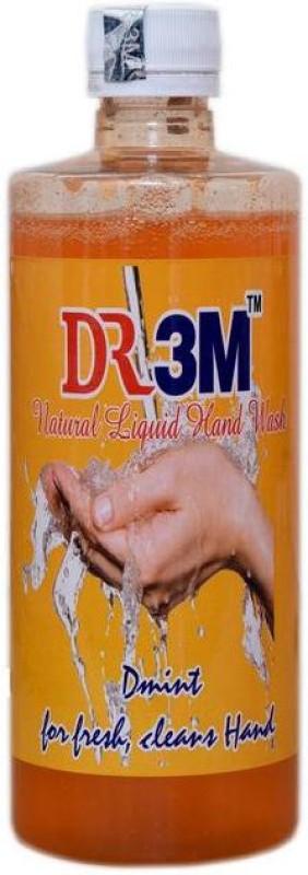 DR3M NATURAL LIQUID HAND WASH DEMINT 500ml. Regular Liquid Toilet Cleaner(0.5 L)