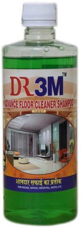 DR3M ADVANCE FLOOR SHAMPOO - JASMEIN 500ml. Regular Liquid Toilet Cleaner(0.5 L)