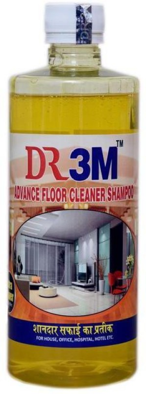 DR3M ADVANCE FLOOR SHAMPOO - LIME 500ml. Regular Liquid Toilet Cleaner(0.5 L)