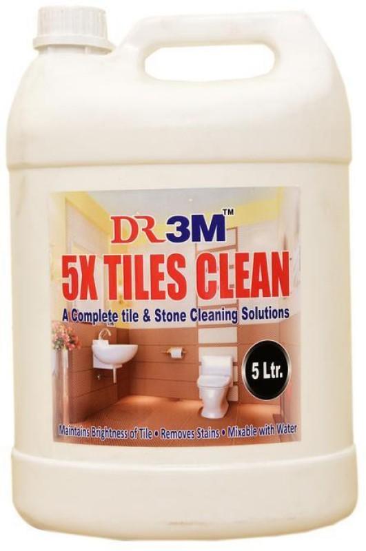 DR3M TILES CLEANER 5000ml. Regular Liquid Toilet Cleaner(5 L)