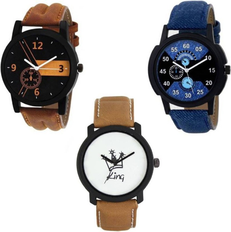 iDIVAS QUEEN OF LANDON FASHION DEAL OF THE DAY Watch - For Men