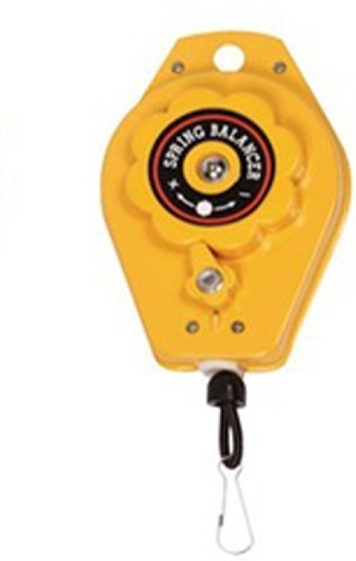 ISC Mega Spring Balancer Scale 0.5-1.5Kg Weighing Scale(Yellow)