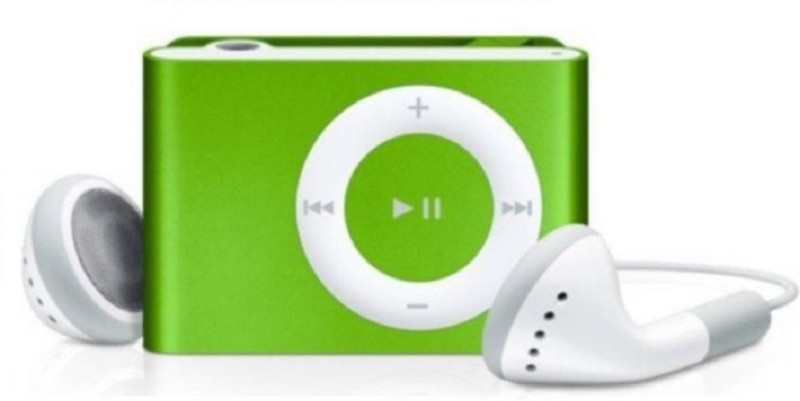 Mezire Great Sound Premium Design Good Battery Life MP3 Player (Green) 16 GB MP3 Player(Green, 0 Display)