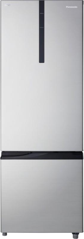 PANASONIC NR BR347RSX1 342Ltr Double Door Refrigerator