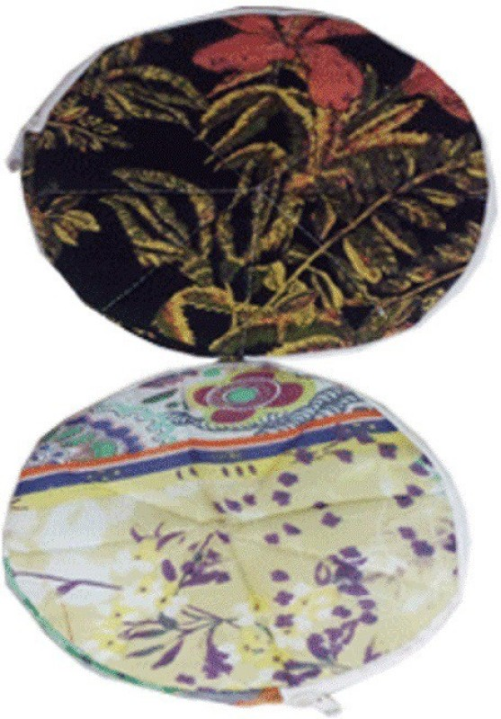 Snowpearl Printed Roti Disk Cover(Multicolor)