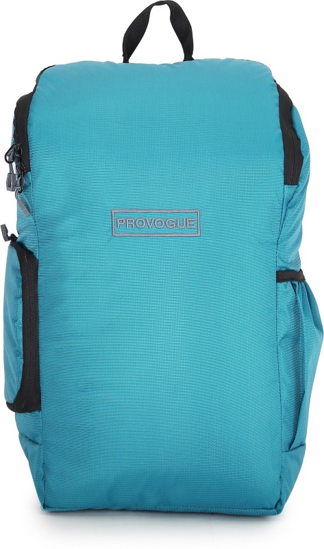 Provogue HI-STORAGE DUFFEL 28 L Backpack(Blue, Black)