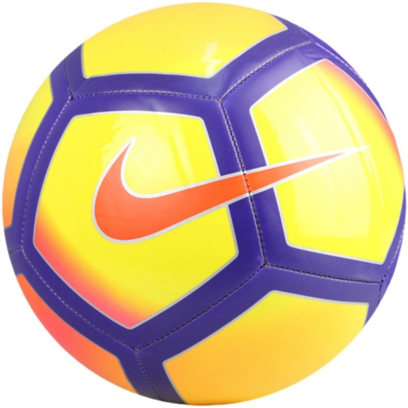 Nike Pitch Football - Size: 4(Pack of 1, Multicolor)