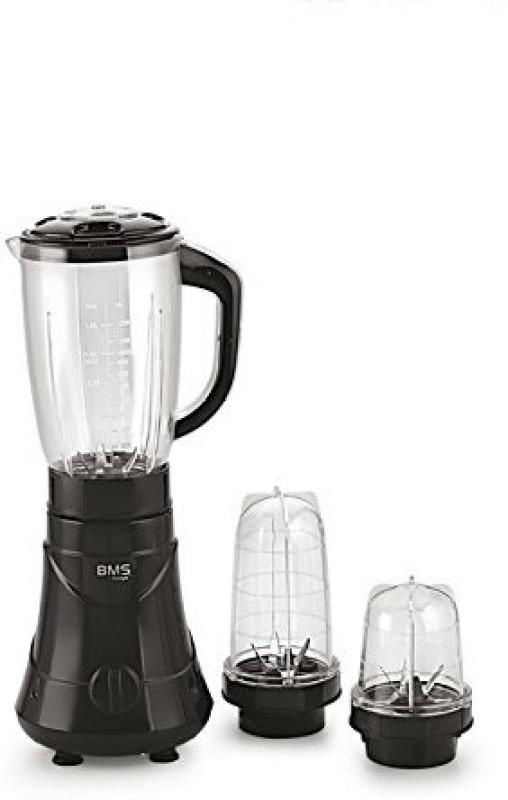 BMS Lifestyle Blender Mixer 450 Juicer Mixer Grinder(Black, 3 Jars)