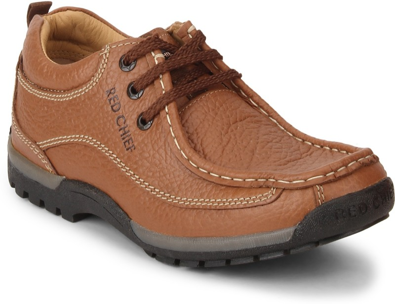 Red Chief RC2104 Boots For Men(Tan)