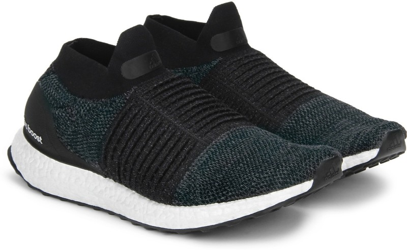 ADIDAS ULTRABOOST LACELESS W Running Shoes For Women(Black)