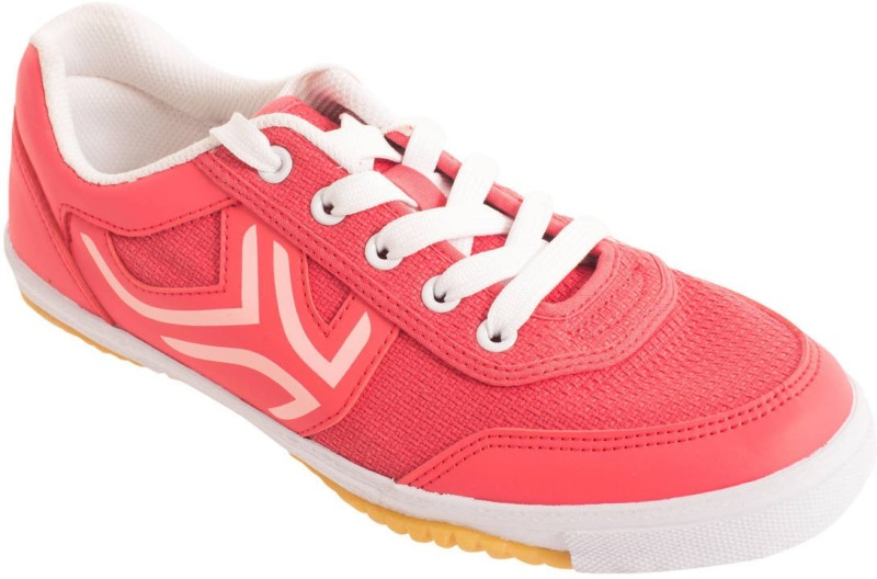 ARTENGO by Decathlon BS700 Badminton Shoes For Women(Pink)