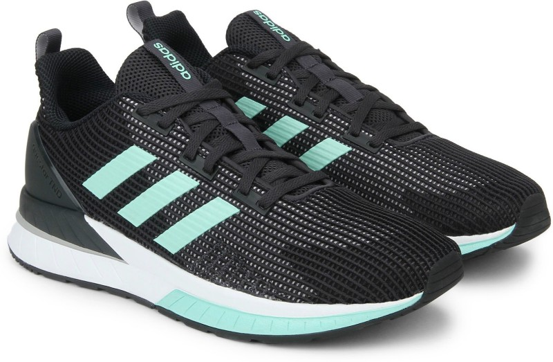 ADIDAS QUESTAR TND W Running Shoes For Women(Black)