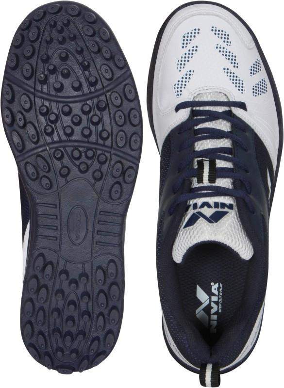Nivia Caribbean Walking Shoes For Men(Multicolor)