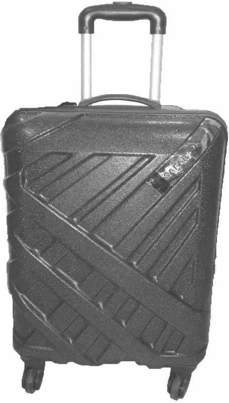 Safari BlING PLUS POLYCARBONATE Cabin Luggage - 20 inch(Grey)