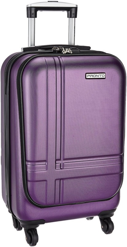 Pronto Geneva Cabin Luggage - 22 inch(Purple)