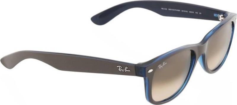 4f243025a5 Ray Ban Wayfarer Sunglasses Brown