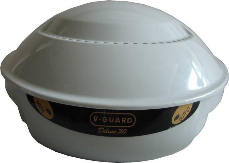 V-Guard VGD 30 SMART Voltage Stabilizer(Grey)