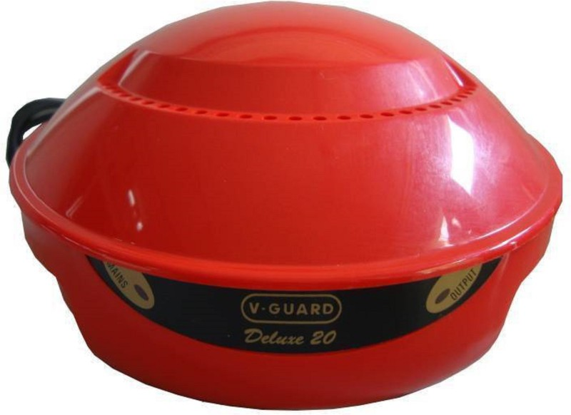 V-Guard VGD 20 (Red) Durable & Top Quality Voltage Stabilizer(Red)