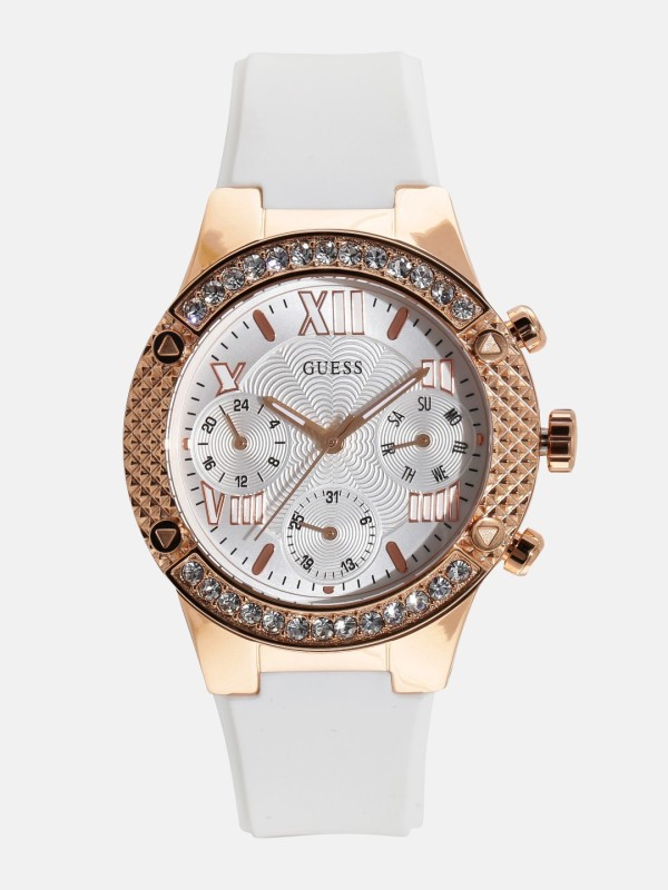 Guess W0773L6 Analog Watch - For Women