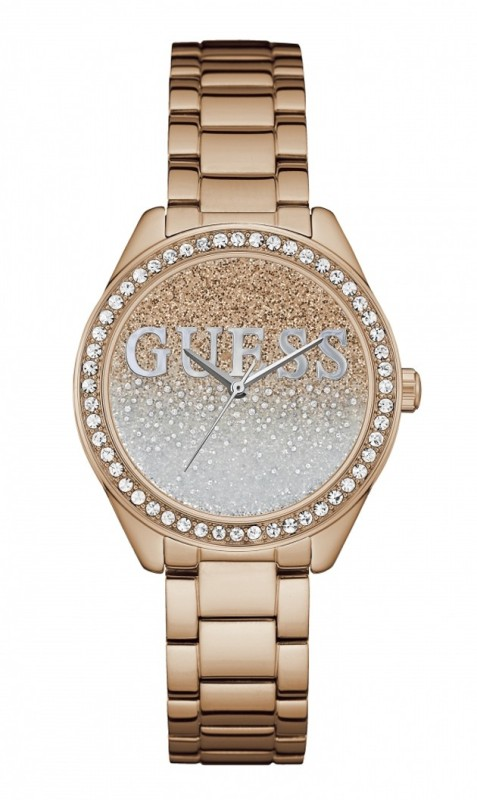 Guess W0987L3 Analog Watch - For Women