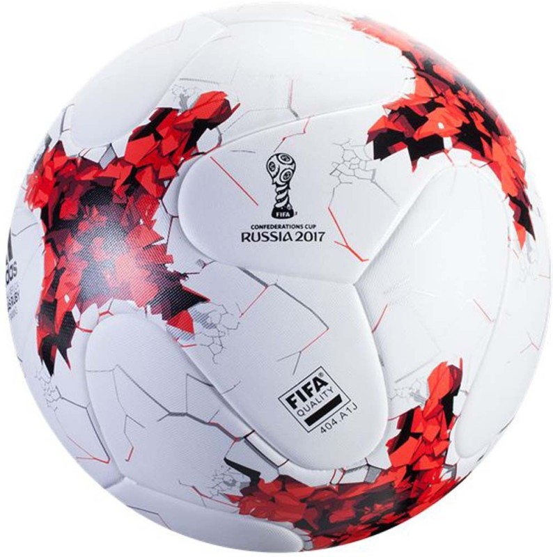 Brand new Krasava Russia Cup 2017 Football - Size: 5(Pack of 1, White)