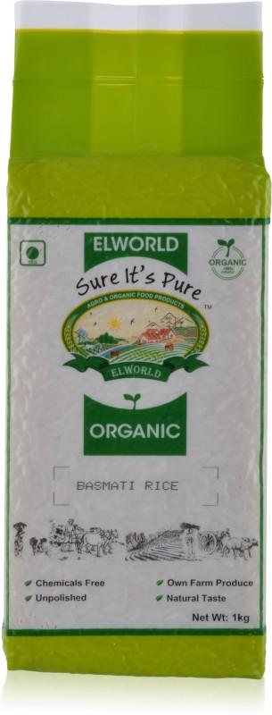 elworld 1121 Basmati Rice (Long Grain, Parboiled)(1000 g)