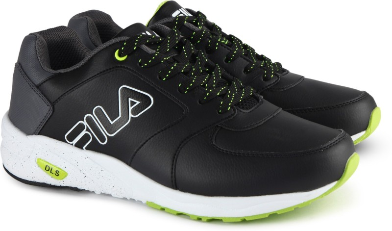 Fila FILA CHARM Sneakers For Men(Black, Grey, Green)